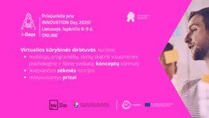 I-Day'20 Lietuvoje: sveiko elgesio įpročių formavimas – pasitelkiant mobiliuosius sprendimus