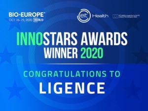 InnoStars Awards 2020 laimėtojai iš Lietuvos – komanda Ligence