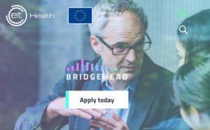 Programa EIT Health Bridgehead – tvirtesnis sveikatos startuolių žingsnis į naujas rinkas