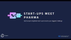 Start-ups Meet Pharma