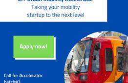 EIT Urban Mobility akceleratorius kviečia startuolius: inovatyvi miestų revoliucija neišvengiama