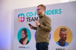 """Norinčius savo idėją paversti inovacija MITA kviečia registruotis į """"TechHub"""" pre-akceleratorių"""
